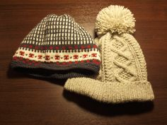 hats for my daughter and son