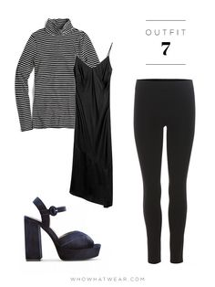 Treggings Are a Thing—Here's How to Wear Them via @WhoWhatWearUK