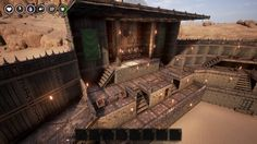 20 Best Conan Exiles Building Ideas Images Geb 228 Ude