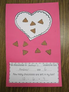 Kindergarten Rocks!: Valentine Thematic Centers
