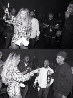 Beyonce And Beyond ( Matt Espinosa, Aaron Carpenter, Kid Ink, Trinidad James, Ace Hood, Mrs Carter, Beyonce And Jay Z, Tyler The Creator, John Legend