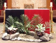 Holy Spirit Church - Palm Sunday 2014