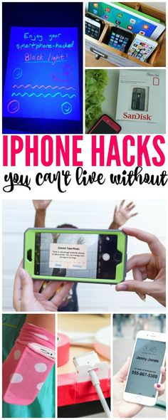 Z iPhone Hacks Pinterest