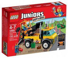4840.- LEGO® Juniors Útépítő autó (10683) - 220kocka.hu