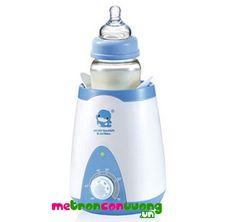 Đồ dùng cho me - Máy hâm sữa: Máy hâm sữa cho bé KUKU9018