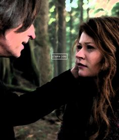 """Belle: 'I love you' - RumBelle fan art from 1.22 """"A Land Without Magic"""""""