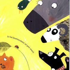 Wat het lieveheersbeestje hoorde, Julia Donaldson & L. Monks #Ladybug