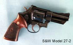 The Ultimate Model 27 Thread! - Page 5 Smith And Wesson Revolvers, Smith N Wesson, Detective Movies, Colt Python, Colt 45, Guns And Ammo, Concealed Carry, Self Defense, Rifles