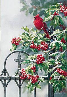 Victorian Seasons - Winter