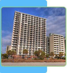 Breakers Paradise rentals in Myrtle Beach