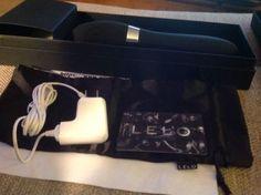 NEW-IN-BOX-Lelo-Elise-2-Waterproof-Personal-Massager-Black-A  #eBay #endingsoon #kenblackcat