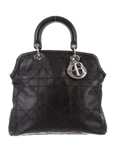 Dior Handbags, Tote Handbags, Ski Equipment, Outdoor Brands, Real Style, Lady Dior, Luxury Consignment, Grosgrain, Christian Dior