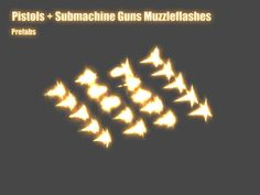 [NEW RELEASE] Muzzleflash Pack