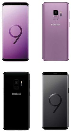 Samsung is expected to unveil its flagship smartphones in MWC 2018 Barcelona. Samsung Galaxy and Plus that comes with flagship spec. New Android Phones, Android Art, Android Watch, Android Phone Cases, Top Mobile Phones, New Samsung Galaxy, Samsung S9, Galaxy Phone, Wifi