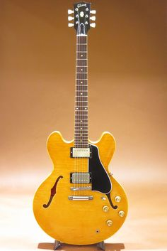 GIBSON CUSTOM SHOP 2015 Menphis Limited Edition 1961 ES-335TDN VOS Vintage Natural