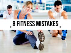 8 Fitness Mistakes You Do NOT Want To Make! Find out what they are on our blog at smtlifestyle.wordpress.com!
