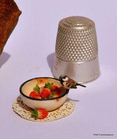 Strawberry Bowl by Beth Freeman-Kane