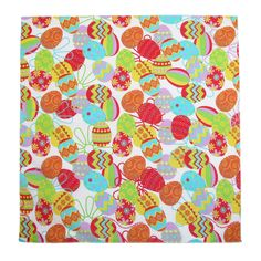 CTM Easter Egg Print Bandana