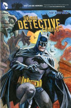 Batman by Dan Brereton