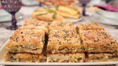 Sini Tepsi Böreği | Nursel'in Mutfağından Yöresel Yemek Tarifleri