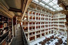 Peabody Library, Baltimore