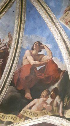 1625 1626 cupola del Duomo di Piacenza Guercino