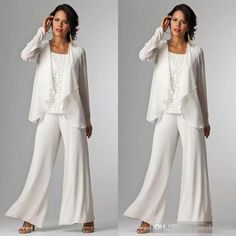 Modest White Chiffon Lace Mother Of Bride Pant Suits Dresses 2016 Cheap Long Sleeves Plus Size Women Formal Evening Gowns For Wedding Party Mother Of The Bride Pant Suits Joan Rivers Malpractice Suit From Sunnybridal01, $112.63  Dhgate.Com
