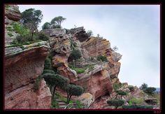 la-penya-del-corb  Corbera de Llobregat   BARCELONA