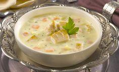 Deliciosa receta de Crema de pescado y limón - PRONACA