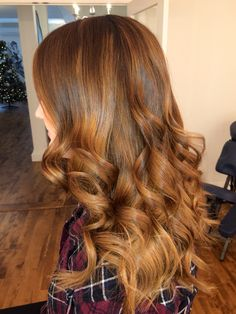 Took this beauty from summer ombré to a winter sombre with beautiful mocha tones