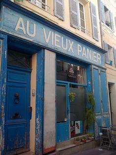 Au Vieux Panier Hotel, Marseille