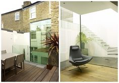South Kensington extension, built by the Oxford and London Building Consultancy,