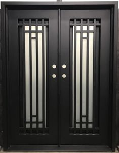 Ultimate Iron Doors ForHome and more. 626 Ultimate Iron Doors ForHome and more. Grill Gate Design, Window Grill Design Modern, Steel Gate Design, Iron Gate Design, Double Door Design, Front Door Design, Craftsman Front Doors, Iron Front Door, Wrought Iron Doors