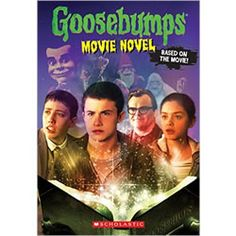 With an exclusive introduction from the real R. L. Stine, plus 8 pages of colour pictures from the movie, this is a great book for fans of the series.  http://www.mastermindtoys.com/Goosebumps-Movie-Novel.aspx  #Goosebumps #RLStine #HalloweenReads