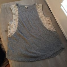 Hinge top Nordstrom purchase like new Tops Tank Tops