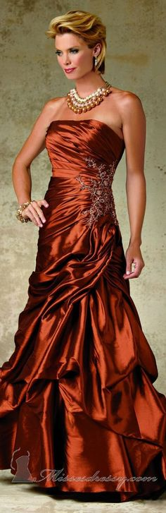 Emanturian special occasion gowns. Princesses often wear to balls.