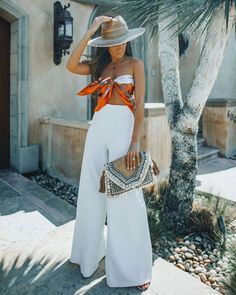 Casual Summer Outfits, Holiday Outfits, Casual Summer Evening Outfit, Casual Dinner Outfit Summer, Miami Fashion, Look Fashion, Mode Outfits, Fashion Outfits, Outfits For Mexico