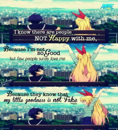 Photo: Anime/Manga : Nisekoi *(False Love)  #dailyquotes   #tsunderethursday