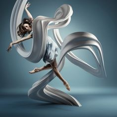 Motion in air by Mike Campau