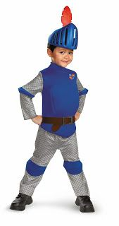New Age Mama: Mike the Knight Costume Giveaway!