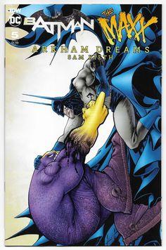 Jungle Queen, The Maxx, Batman Returns, Batman Vs, Comic Books Art, Gotham, Cover Art, Joker, Nerd