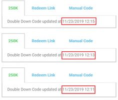 Detailed step-by-step tutorial to redeem your DoubleDown Casino promo codes. guaranteed to work. Our site provides latest daily DoubleDown promo codes Doubledown Casino Free Slots, Free Chips Doubledown Casino, Casino Slot Games, Doubledown Promo Codes, Doubledown Casino Promo Codes, Double Down Codes, Ddc Codes, Fb Page, Promotion