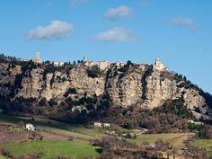 Montefalcone Appennino (FM), Italy (Marche) paesino arroccato a ridosso del Parco Nazionale dei Monti Sibillini