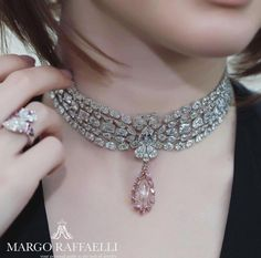 Diamond Necklaces : The reign! Credit: www. - Buy Me Diamond Initial Pendant Necklace, Diamond Pendant Necklace, Diamond Necklaces, Diamond Jewelry, Bridal Jewelry, Jewelry Gifts, Jewelery, 14k Gold Chain, Expensive Jewelry