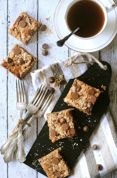 Chocolate and Coconut Cookie Bars | Flickr