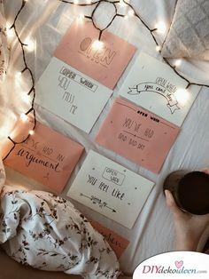 Geschenkideen für Frauen zum Geburtstag – Briefumschläge