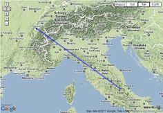 Il tunnel della Gelmini, 730 km sotto terra dal Gran Sasso a Ginevra:  Ecco il tracciato del tunnel immaginato dal ministero dell'Istruzione per collegare l'istituto di fisica nucleare del Gran Sasso con il Cern di Ginevra: attraverserebbe l'Abruzzo, il Lazio, la Toscana, l'Emilia Romagna, la Liguria, il Piemonte, la Val d'Aosta e la Savoia francese prima di arrivare a Ginevra dopo aver percorso quasi 730km sotto terra.  la mappa Compagnia delle Indie: 25 settembre 2011