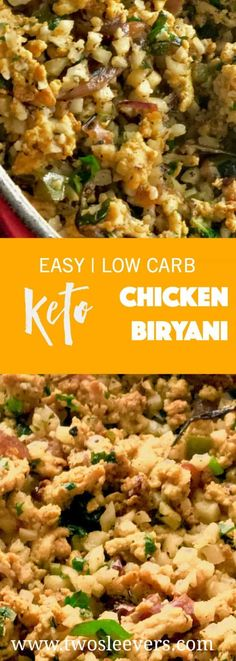 Low Carb Chicken Bir