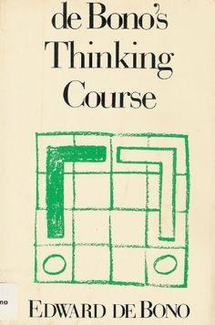 Amazon.com: De Bono's Thinking Course (9780816018956): Edward de Bono: Books