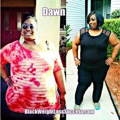 Weight Loss Story of the Day: Dawn lost 40 pounds | Black Weight Loss Success
